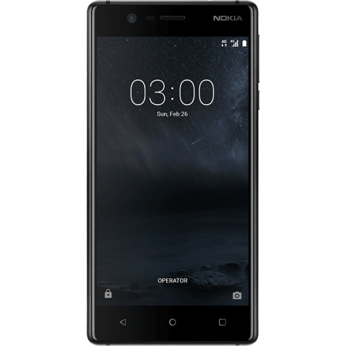 Nokia-3-2GB-16GB-Matte-Black
