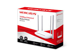 MERCUSYS MW325R 300Mbps Wireless N Router (Four Antenna)